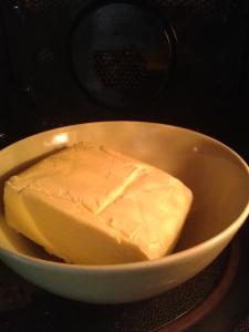 Foto 4: boter smelten