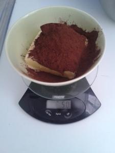 Foto 6: 50 gram cacaopoeder