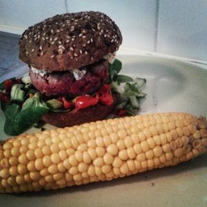 Le blue burger (1)