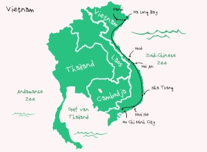 Route_Vietnam_Grijs