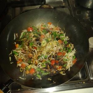 Foto 8: knapperige groenten