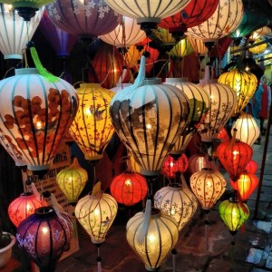 Hoi An - the city of lights